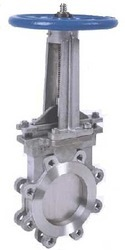 Knife Edged Gate Valves