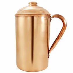 Simple Copper Jug