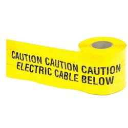 Electrical Cable Warning Tape