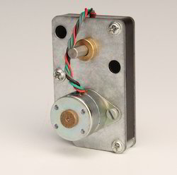 Permanent Magnet Geared Stepper Motor
