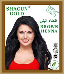Brown Hair Dye Powder