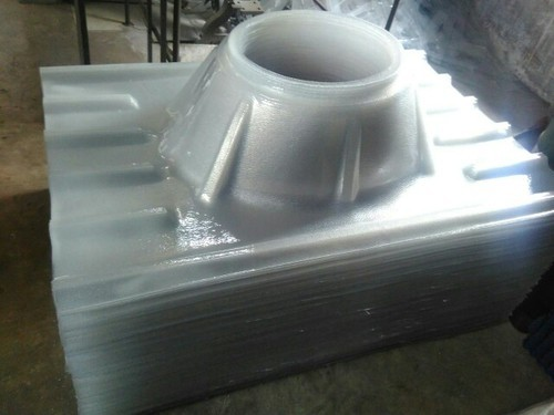 Ventilator Base Plate Polycarbonate Ventilator Base