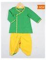 Cotton Dobby Anghrakha Dress