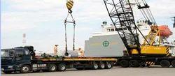 Heavy Machinery Transportation Services