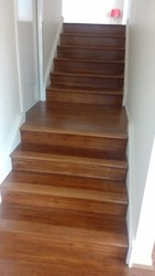 Wooden Stairs, Size: 15 x 200 mm