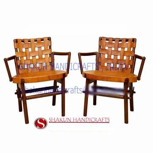 Antique Leather Chairs - Antique Leather Chairs, Chairs, Sofas & Seating Furniture Shakun