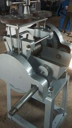 Manual 10 Inches Wire Rolling Machine