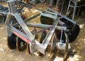 Mounted Offset Disc Harrow (Single Frame)