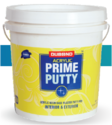 Off White Acrylic Wall Putty, For Exterior, 20 Kg Bucket