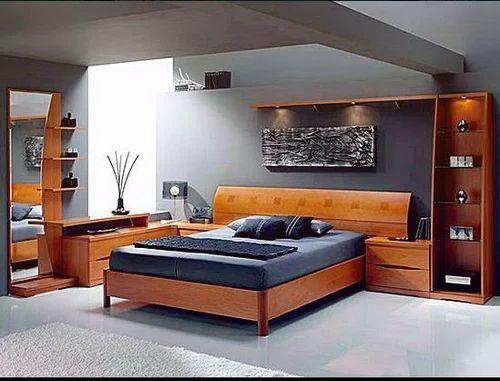 Wooden Bed लकड क पल ग लकड क ब स तर In Wayanad Hi Tech Furniture Id 11104050133