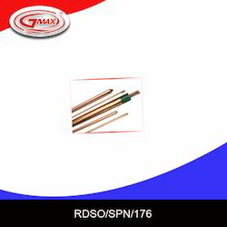 RDSO/SPN/176 Copper Bonded Rods