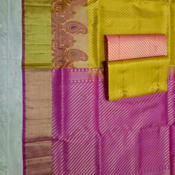 Wedding Wear, Silk Saree