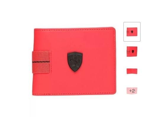 da4bc2250e Puma Wallet - Puma Red P.u Wallet Manufacturer from New Delhi