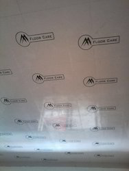 Printed Floor Protection Film