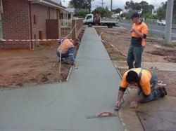 Footpath Construction Service