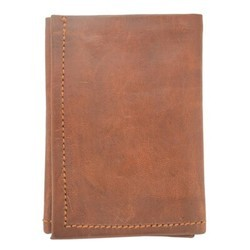 Genuine Leather Currency Wallet WLT112