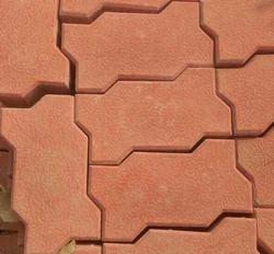 Zigzag bricks
