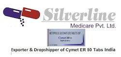 Cymet ER 50 Tablets