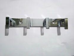 Aluminium Cloth Hanger, Shape: 3