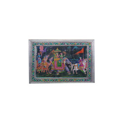 Indian Ethnic Wall Painting