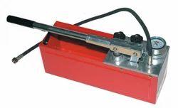 Manual Testing Pump