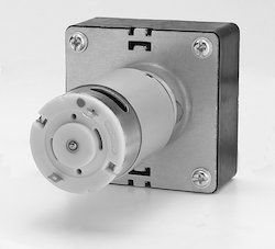 High Torque Carbon Brushed DC Geared Motor
