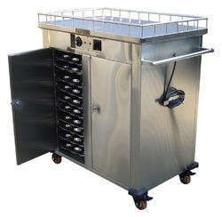Patient Hot Food Service Trolley