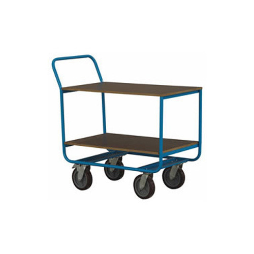 Industrial Trolleys - Hand Trolley Manufacturer from Noida