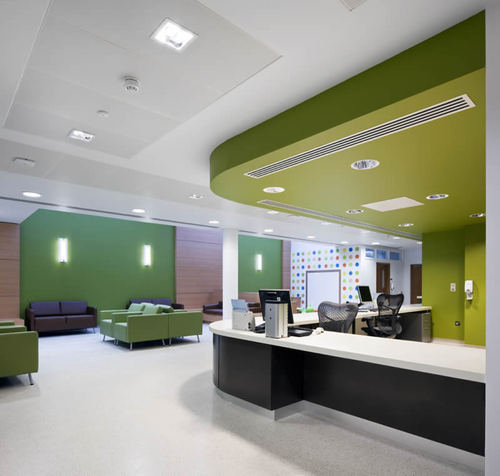 Office Designing Work Service