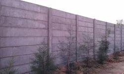Concrete Ready Made Boundary Wall
