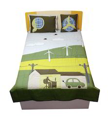 Patchwork Baby Bedding