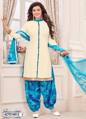 3715a8d27d Designer Patiala Salwar Suit, पटियाला सूट - Seemore, Surat ...