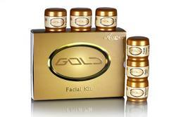 Adidev Minerals Gold Facial Kit, Packaging Size: 150 Gms, for Face
