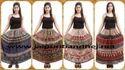 Rayon Bagru Skirt