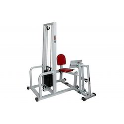 Manual Seated Leg Press