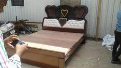 Cot  102 Wooden Cot Bed