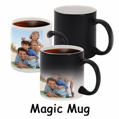 Personalised Mugs Magic Coffee Mug Manufacturer From Thane