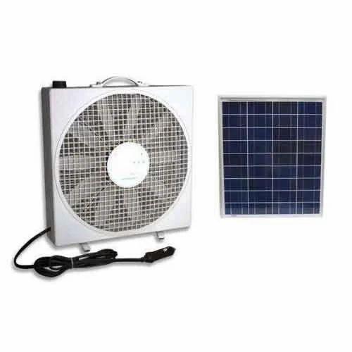 Solar Power Fan >> Solar Power Fan