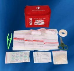 Solo (Personal) First Aid Kit