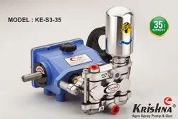 High Pressure Triplex Plunger Pump (KE-S3-35)
