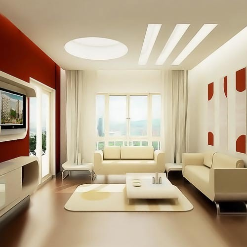 Indian Living Room Designs Living Room: Residential Interior Designing Services