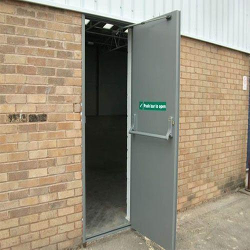 Fire Exit Doors & Fire Exit Doors at Rs 33800 /piece | Emergency Exit Door | ID ...