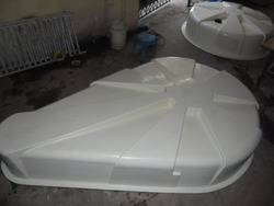 White FRP Industrial Products