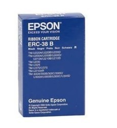 Epson ERC-38B Black Printer Ribbon Cartridges