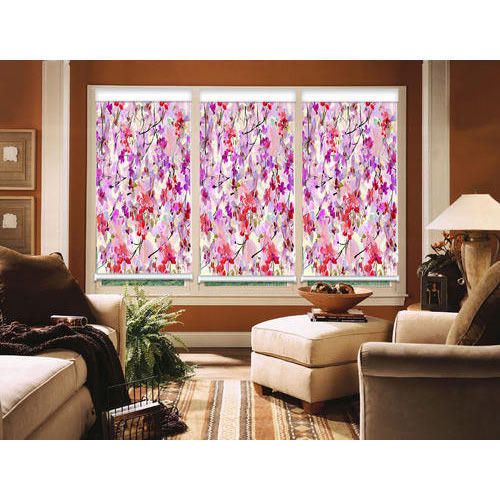 Printed Blinds - Corporate Printed Blinds Manufacturer from New Delhi