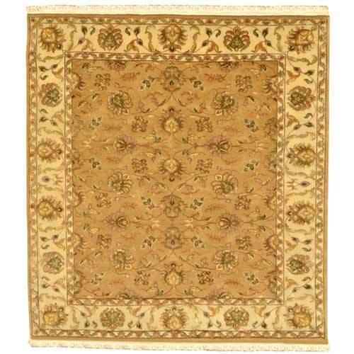 Wool Hand Knotted Rugs Silk Carpets Manufacturer From Jaipur