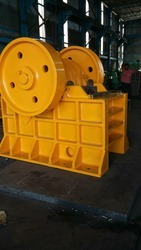 50tph Stone Jaw Crusher