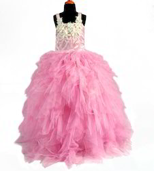 Pink Swan Gown