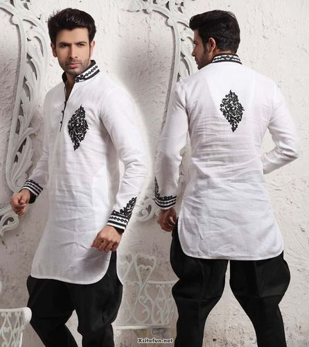 6890fe2883 Mens Designer Kurta Pajama at Rs 600 /tons | पुरुषों का ...