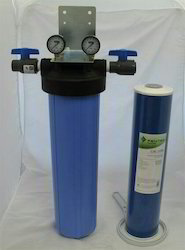 Plastic Carbon Filter With Housing, For Commercial, Automation Grade: Automatic